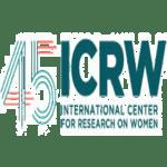 International Center for Research on Women min